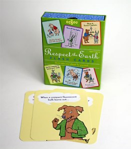 respect-the-earth-flash-cards