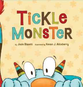 tickle-monster-book