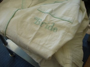 Bride Night Shirt