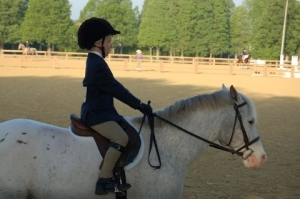 lucy-on-horse