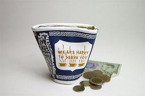 Lucky Beggar Coin Purse