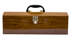 Toolbox- wood grain