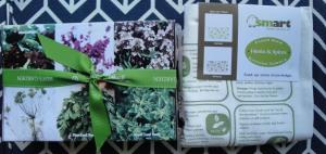 Herb set- Ben's Garden and Towels