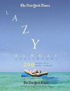 Lazy Sunday NY Times