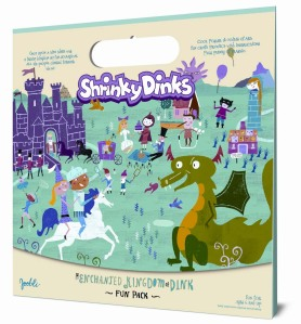 Shrinky Dinks- Enchanted Kingdom JPEG