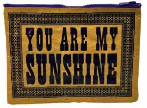 You are my Sunshine bag