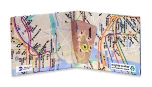 MTA wallet- open