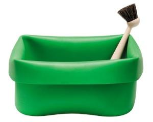 Wash up bowl- green
