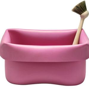 Wash up bowl- pink