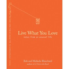 Live what you love book