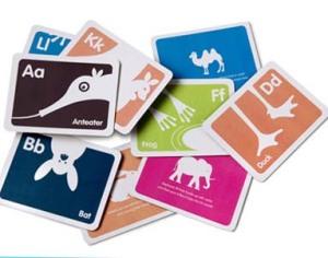 A-z flashcards- open