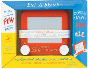 pocket etch a sketch