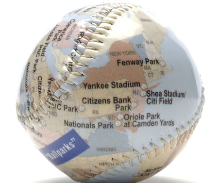 Ballparks Baseball in Esquire's Gift Guide!!!
